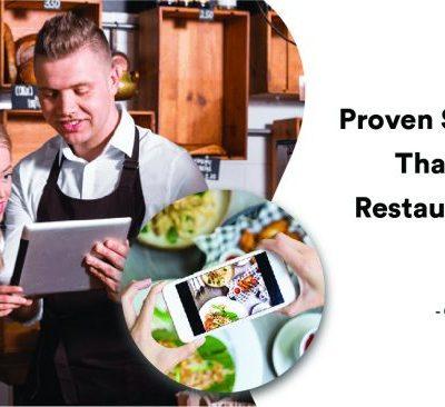 restaurant sales strategy