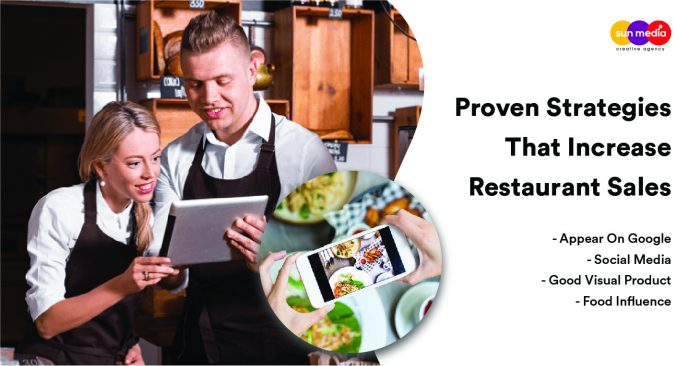 restaurant sales strategy