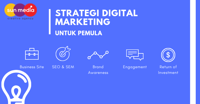 7 Strategi Digital Marketing Untuk Pemula Dijamin Langsung Closing Sun Media
