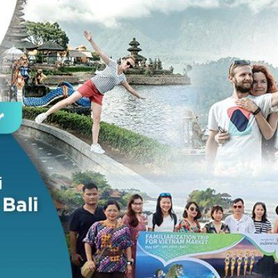Influencer marketing jadi strategi mendatangkan wisatawan ke Bali. (Ilustrasi: Adi Prayoga)