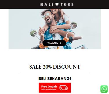 Tips digital marketing -lead generation dengan landing page - jasa digital marketing Bali - Jasa SEO Bali